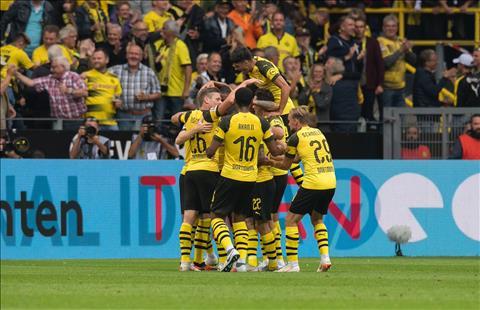 Khoi dau hoan hao cho Dortmund
