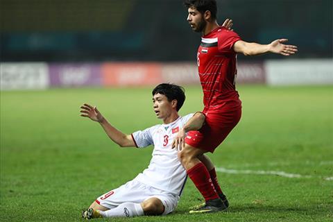 Kết quả U23 Việt Nam vs U23 Syria kết quả bóng đá Asiad 2018 hình ảnh