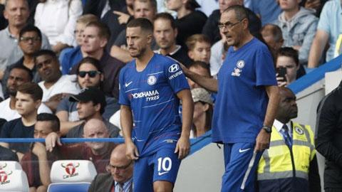 Dư âm Chelsea 2-0 Bournemouth Khi Sarri khai thác tối đa tài năng của Hazard hình ảnh 4