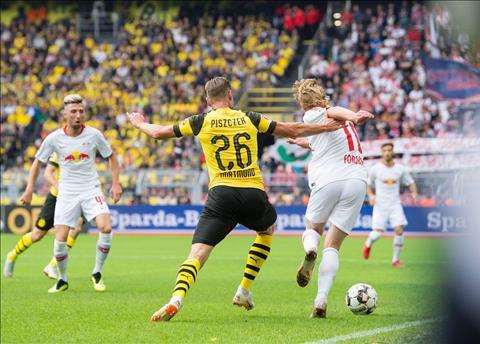 Kết quả Dortmund vs Leipzig vòng 1 Bundesliga 201819 hôm qua hình ảnh