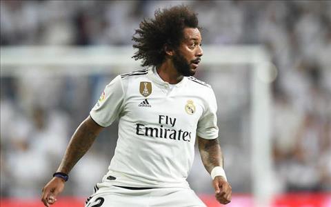 Marcelo từ chối Juventus, khẳng định hài lòng tại Real hình ảnh
