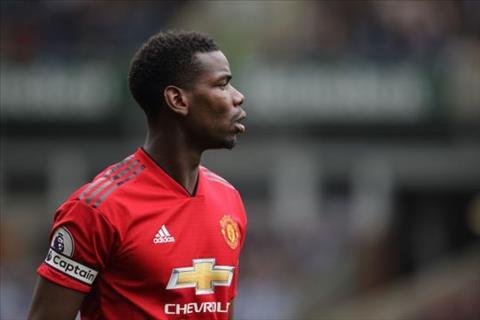 Parker chỉ trích tiền vệ Pogba vì không cam kết tương lai với MU hình ảnh