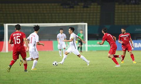 Thấy gì sau trận cầu lịch sử Olympic Việt Nam 1-0 Olympic Syria hình ảnh 2