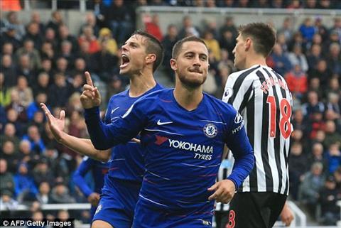 Eden Hazard phát biểu về Chelsea mùa 201819 hình ảnh