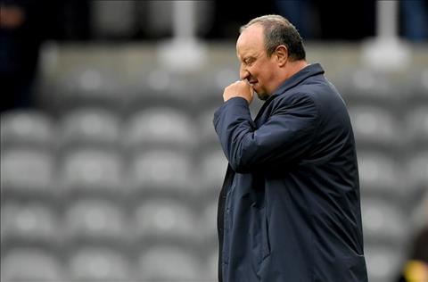 HLV Rafa Benitez bị chỉ trích bởi Mick Quinn hình ảnh