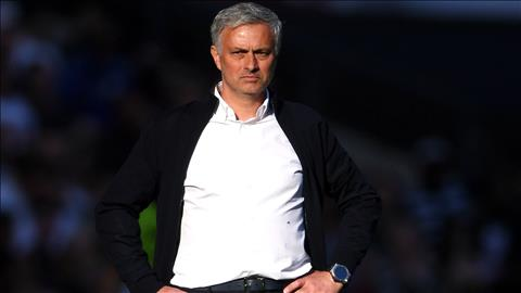 HLV Mourinho phát biểu trận MU vs Tottenham hình ảnh