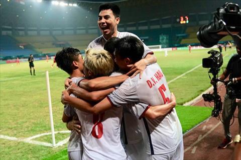 Olympic Việt Nam bỏ túi hơn 4,3 tỉ đồng trước trận gặp UAE hình ảnh