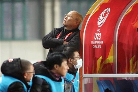 Trước trận Olympic Việt Nam vs Syria Chờ Park Hang Seo phản đòn hình ảnh
