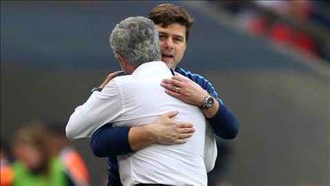 Pochettino ca ngợi Mourinho trước thềm đại chiến hình ảnh