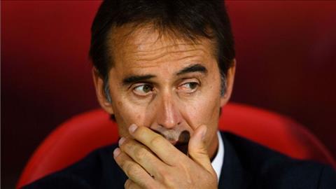 HLV Julen Lopetegui khong nhac toi Gareth Bale sau tran thang Girona.