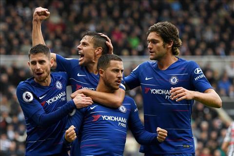 Chelsea của HLV Sarri không thể vô địch Premier League 201819 hình ảnh