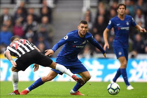 HLV Sarri phát biểu trận Newcastle vs Chelsea về tân binh Kovacic hình ảnh