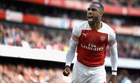Alexandre Lacazette khẳng định hạnh phúc tại Arsenal