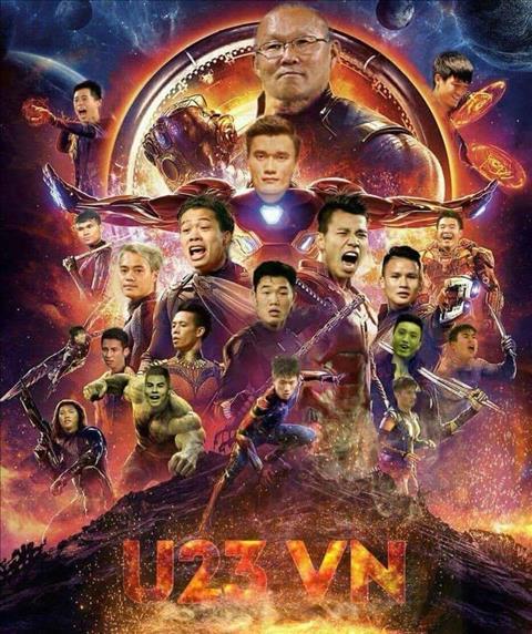 Ảnh chế về chiến công của Olympic Việt Nam sau trận thắng Syria hình ảnh 4