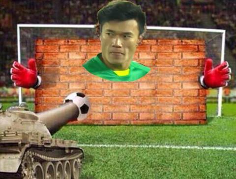 Ảnh chế về chiến công của Olympic Việt Nam sau trận thắng Syria hình ảnh 3