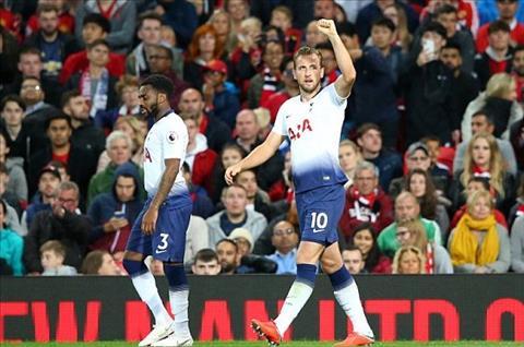Kane mo ty so cho Tottenham