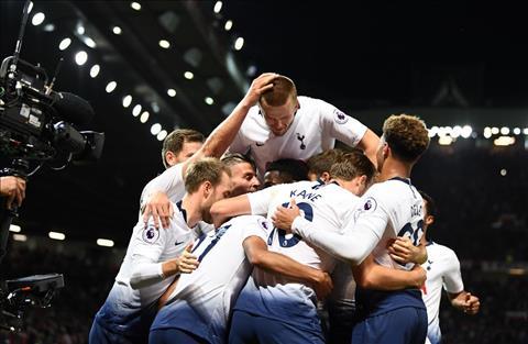 Tottenham vô địch Premier League sau khi đại thắng MU hình ảnh