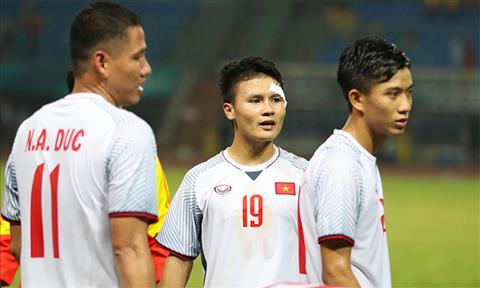 Olympic Việt Nam gặp bất lợi về thể lực trước trận gặp Hàn Quốc hình ảnh