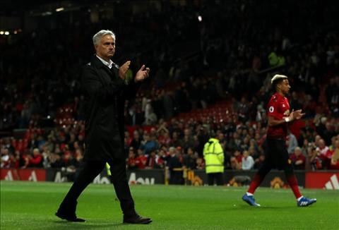 Mourinho dang gap ap luc rat lon