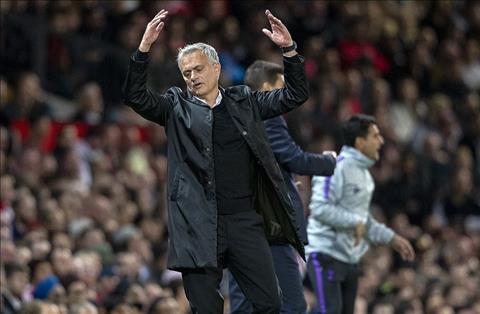 Jose Mourinho bat luc