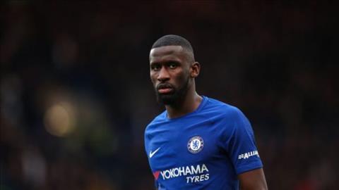 Antonio Rudiger phát biểu về Chelsea hình ảnh