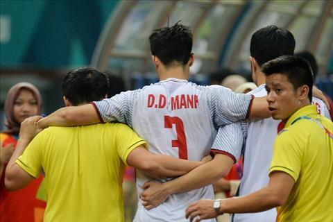 Những khó khăn trong trận Việt Nam vs Hàn Quốc là thể lực và thẻ hình ảnh