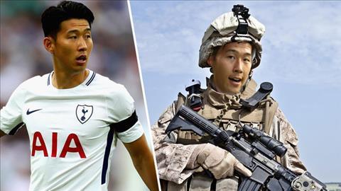 Truyền thông châu Âu lo ngại Son Heung Min phải đi lính nếu thua hình ảnh