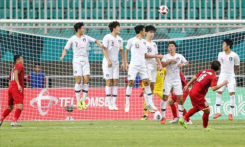 Thủ môn Jo Hyeon Woo chia sẻ sau trận thắng Olympic Việt Nam