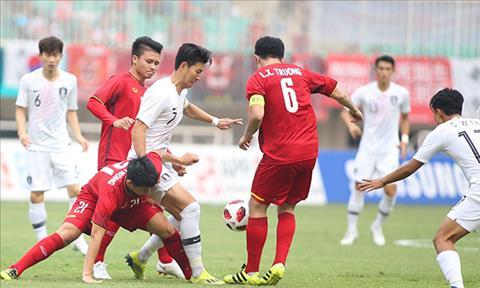 HLV Park Hang Seo nói về Olympic Việt Nam 1-3 Olympic Hàn Quốc hình ảnh