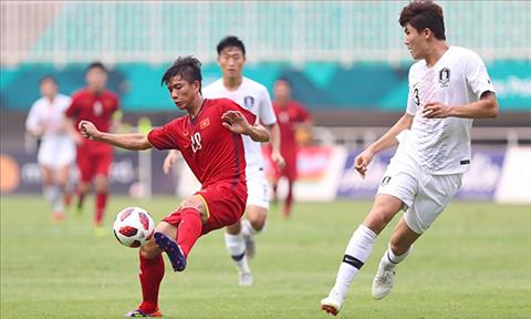 Kết quả U23 Việt Nam vs U23 Hàn Quốc kết quả bóng đá Asiad 2018 hình ảnh