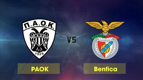 Nhận định PAOK vs Benfica 2h00 ngày 308 Champions League 201819 hình ảnh