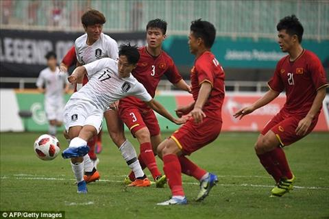 Trận tranh siêu cúp Việt Nam vs Hàn Quốc ảnh hưởng tới giấc mơ  hình ảnh