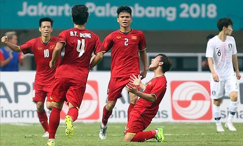 Olympic Viet Nam 1-3 Olympic Han Quoc