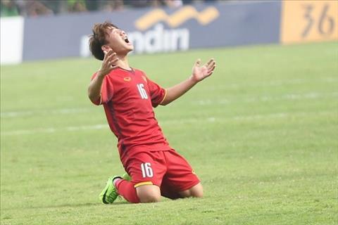 Tiền vệ Minh Vương chia sẻ sau trận thua Hàn Quốc