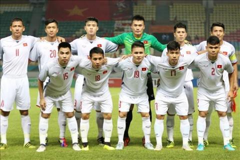 Trực tiếp U23 Việt Nam vs U23 Hàn Quốc bóng đá nam Asiad 2018 hình ảnh