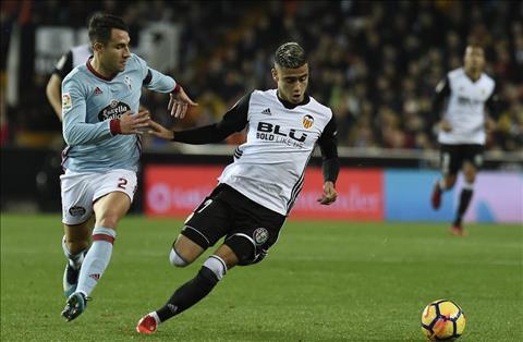 Andreas Pereira tai Valencia