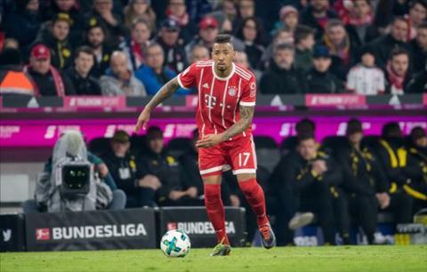 MU muốn mua Jerome Boateng của Bayern Munich thay Mina hình ảnh 2