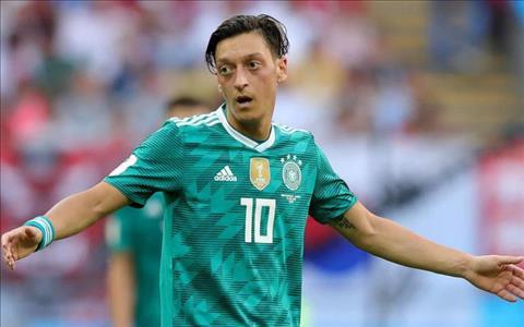 Người Bayern Munich chỉ trích Mesut Ozil chia tay đội tuyển Đức hình ảnh