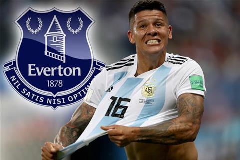 Đây! Bằng chứng cho thấy Everton chiêu mộ Rojo từ MU hình ảnh