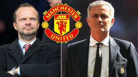 Tuan trang mat giua Jose Mourinho va Ed Woodward da ket thuc?