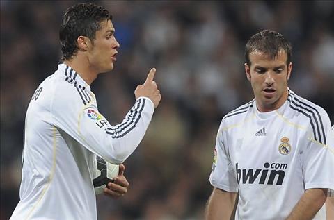 Ronaldo va Van der Vaart