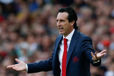 HLV Emery thiet lap thiet quan luat o Arsenal
