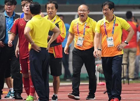 HLV Park Hang Seo bảo vệ Xuân Trường, tin vẫn có thể thắng Hàn Qu hình ảnh