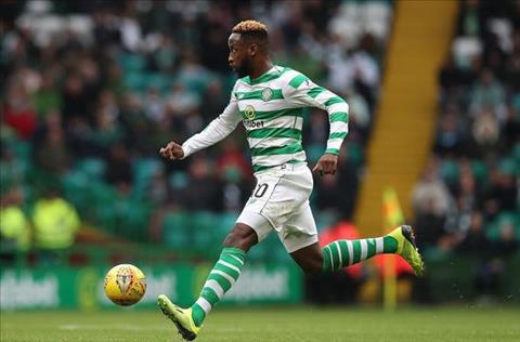 Moussa Dembele đàm phán với Dortmund hình ảnh