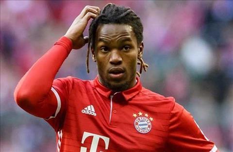 PSG quan tâm Renato Sanches của Bayern Munich hình ảnh