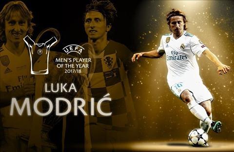 Quan điểm Modric xứng đáng là số 1 châu Âu hơn Ronaldo hình ảnh 2