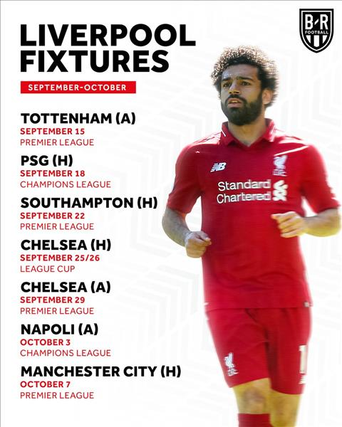 Nhận định Leicester vs Liverpool vòng 4 Premier League 201819 hình ảnh 1