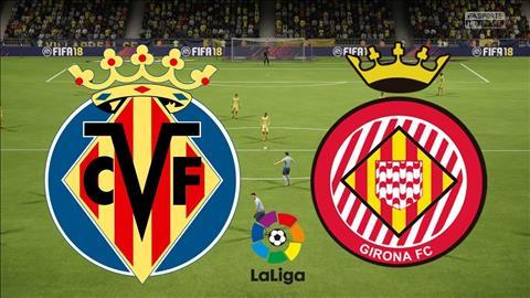 Kết quả hình ảnh cho Girona vs Villarreal