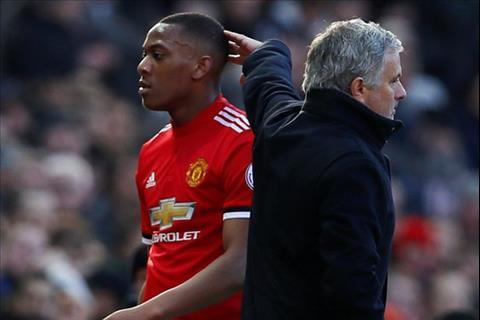 Martial Mourinho