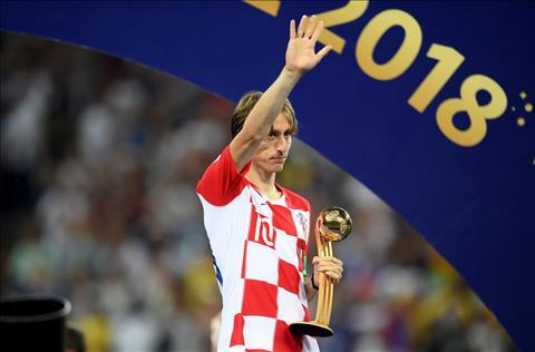 Modric tai Croatia